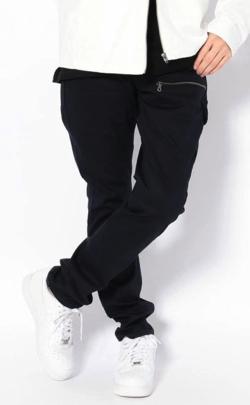 AVIREX(アヴィレックス)ストレッチ ドビー 8ポケット パンツ