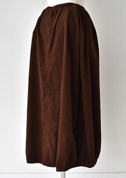 OMNIGOD(オムニゴッド)シャツコール バルーンスカート