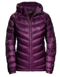 L.L.Bean(エル・エル・ビーン)Women's Ultralight 850 Down Hooded Jacket