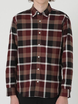BLACK LABEL CRESTBRIDGE ロイヤルオックスクレストブリッジチェックシャツ