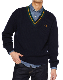 FRED PERRY Tilden Sweater
