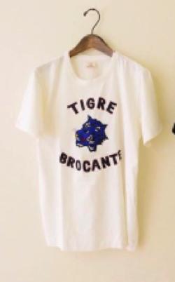TIGRE BROCANTE(ティグルブロカンテ)Tシャツ