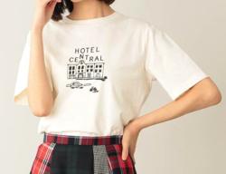 MACKINTOSH PHILOSOPHY ロゴTシャツ