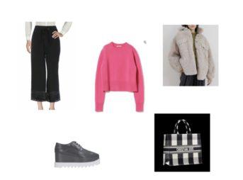 【2019/11/29日更新】田中みな実さんがInstagramで紹介していた私服のコート・ニット・バッグ・パンツ・シューズ