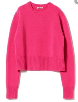 AURALEE(オーラリー)knit