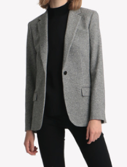 Theory(セオリー)Speckle Wool Staple Blazer T