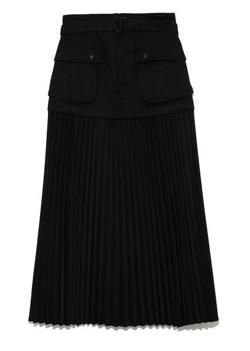 FURFUR(ファーファー)ジャンプジャケットスカート