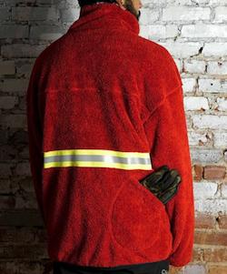 CHARI&CO (チャリアンドコー)SAFETYGUARD FLEECE JKT ジャケット