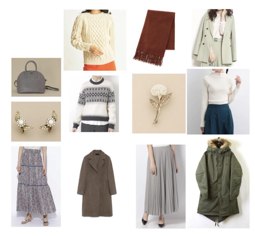 小暮也映子(こぐれやえこ)役の波留さんがドラマ「G線上のあなたと私」の中で着用している服(服装)・衣装(洋服・ファッション・ブランド・バッグ・アクセサリー等)やコーデ