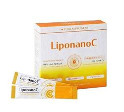 Lypo-C(リポシー) リポナノC 1000mg配合 30包 [高濃度・高品質リポソームビタミンC]パウダータイプ