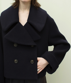 LEINWANDE Short Double Coat