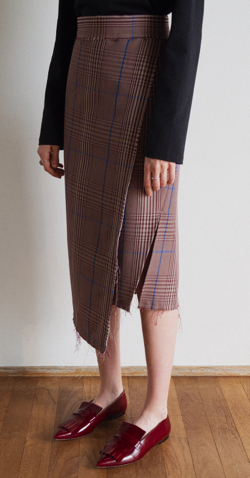soduk fringe finition skirt