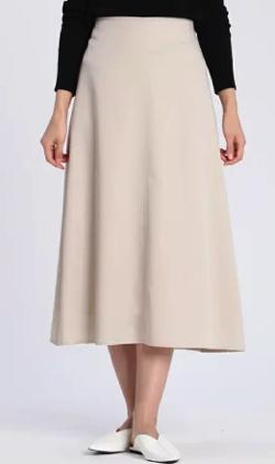 I.T.'S. international Aラインロング丈スカート
