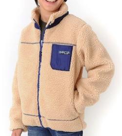 GLAZOS(グラゾス)シープボアジャケット