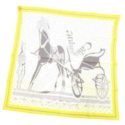 HERMES(エスメス)カレ 90 《カレーシュ・エラスティック・リミックス》