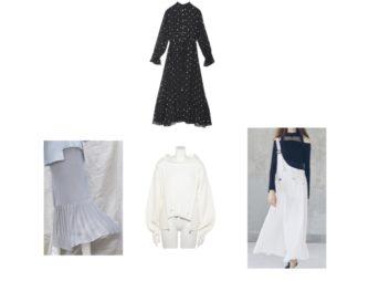 田中みな実さんが【BEAUTY THE BIBLE】の中で着用している服(服装)・可愛い衣装(洋服・ファッション・ブランド・バッグ・アクセサリー等)やコーデワンピース