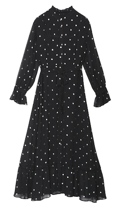 Ameri VINTAGE(アメリ ヴィンテージ)SPARKLE DOT DRESS
