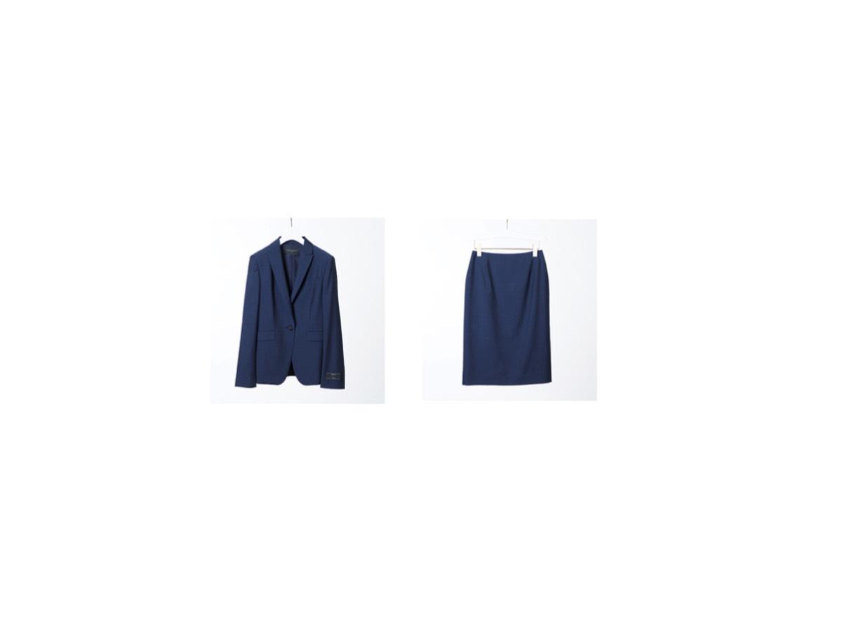 宮本亜希子役の綾瀬はるかさんが【義母と娘のブルース】の中で着用しているスーツ・服(服装)・衣装(洋服・ファッション・ブランド・バッグ・アクセサリー等)やコーデ