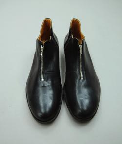 semoh(セモー)Leather Zip Shoes