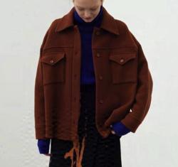 TELA(テラ)シャツジャケット