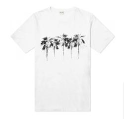 SAINT LAURENT (サンローラン)パームツリー Tシャツ