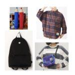 【第1話】2020/01/24放送《田中望(バカ)役の岡田結実》さん着用リュック・シャツ・バッグ・ペンケースのブランドはこちら♪