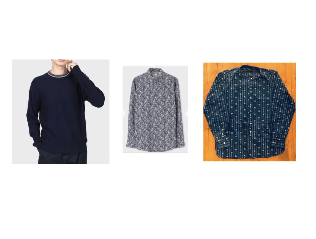 【第3話】2020/01/30放送《仲井戸豪太(なかいどごうた)役の桐谷健太(きりたにけんた)》さん着用ニット・シャツのブランドはこちら♪