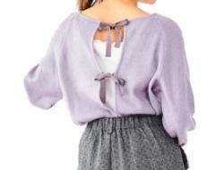 flower dream puff knit ~ドリームパフニット