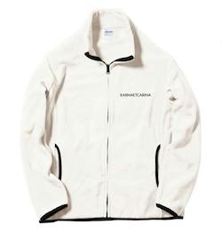 KARMA et CARINA My Snowman シリーズ Fleece Jacket