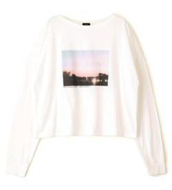 NINE(ナイン)MMフォトTシャツ