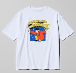 「星野源 POP VIRUS World Tour」のツアーグッズのTシャツ