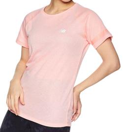 new balance(ニューバランス)ショートスリーブTシャツ(RUNB)