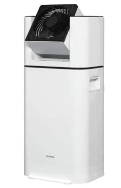 アイリスオーヤマ サーキュレーター衣類乾燥除湿機