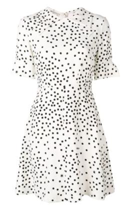 STELLA MCCARTNEY ポルカドット ドレス