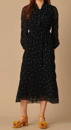 TOCCA DotPrint Dress ドレス