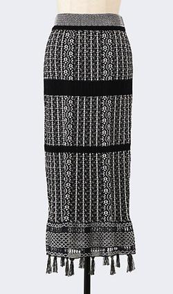Mame Kurogouchi ニットスカート