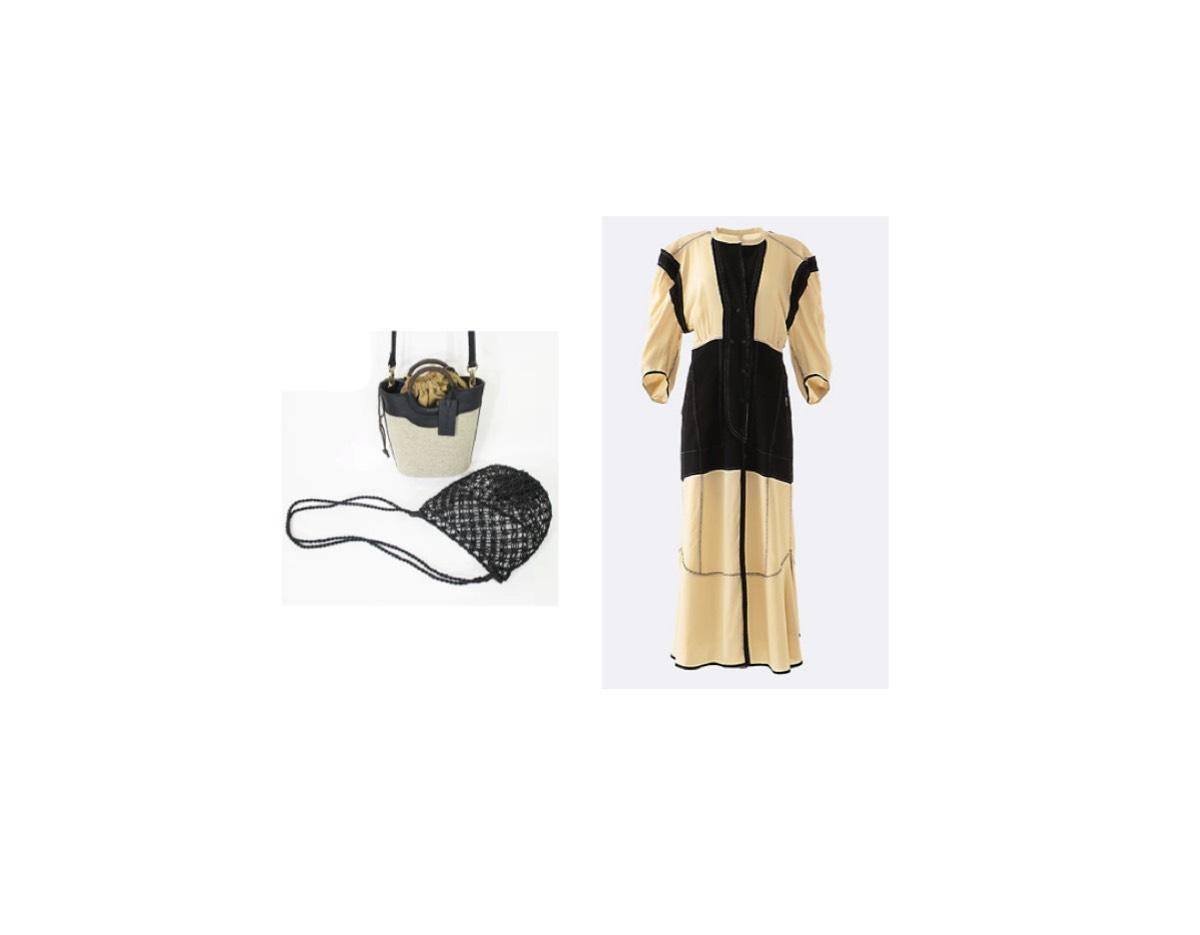 【グータンヌーボ2】(2020/3/11)放送で玉城ティナ(たましろ ティナ)さんが着用している服(服装)・衣装(洋服・ファッション・ブランド・バッグ・アクセサリー等)やコーデ2020/3/11日放送《玉城ティナ》さん着用ワンピース・バッグのブランド