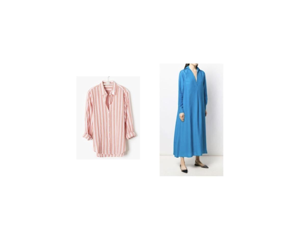 金麦CM石原さとみさんが「春の金麦」篇・『贅沢麦芽』篇のCMの中で着ているシャツとワンピース石原さとみさんが着用している服(服装)・可愛い衣装(洋服・ファッション・ブランド・バッグ・アクセサリー等)やコーデ・私服