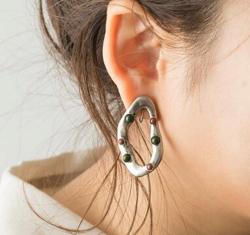ADER.bijoux CAMELEON earring