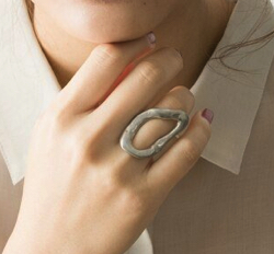 ADER.bijoux CAMELEON ring