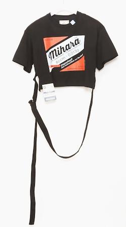 Maison Mihara Yasuhiro(メゾン・ミハラヤスヒロ)Tシャツ