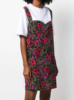 MARNI(マルニ)Illusion Tシャツドレス