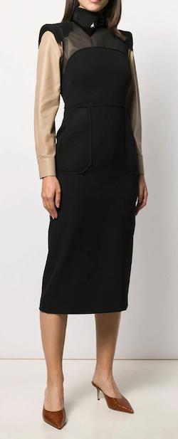 FENDI(フェンディ)シャツドレス