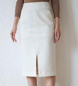 Loungedress ポケットタイトスカート