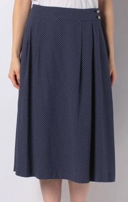 OLD ENGLAND ジンタンドットスカート