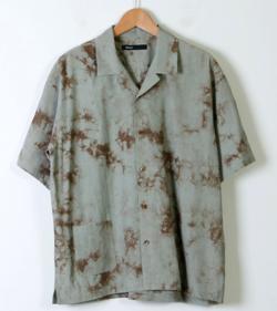 08sircus R/Co kagozome shirt