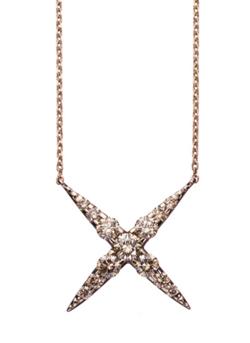 Brown Diamond ネイキッド ネックレス