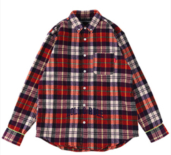 ROLLING CRADLE CHECK SHIRT