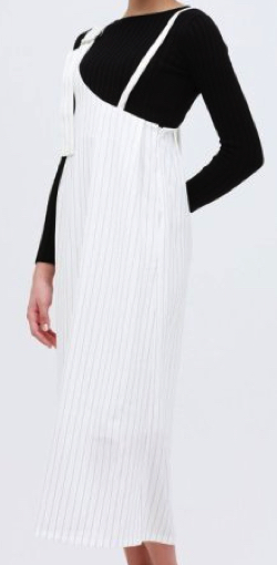 LOVELESS ワンショルダー スタイリング ドレス