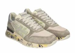 PREMIATA Premiata Mick Sneakers In Beige Nylon